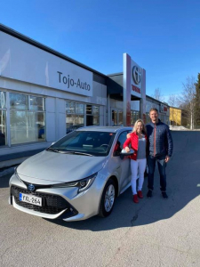 Yhteistyössä kohti olympialaisia❤️ Riitta-Liisa Roposen yhteistyö jatkuu Tojo-Auton kanssa seuraavaan kauteen. Pitkä ja menestyk...