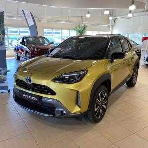 Uusi Toyota Yaris Cross nähtävillä tänään Rovaniemellä, huomenna Sodankylässä ja Perjantaina Keminmaalla. Tervetuloa tutustumaan...